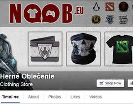 #12 cho Facebook cover photo for our e-shop bởi inviAvai