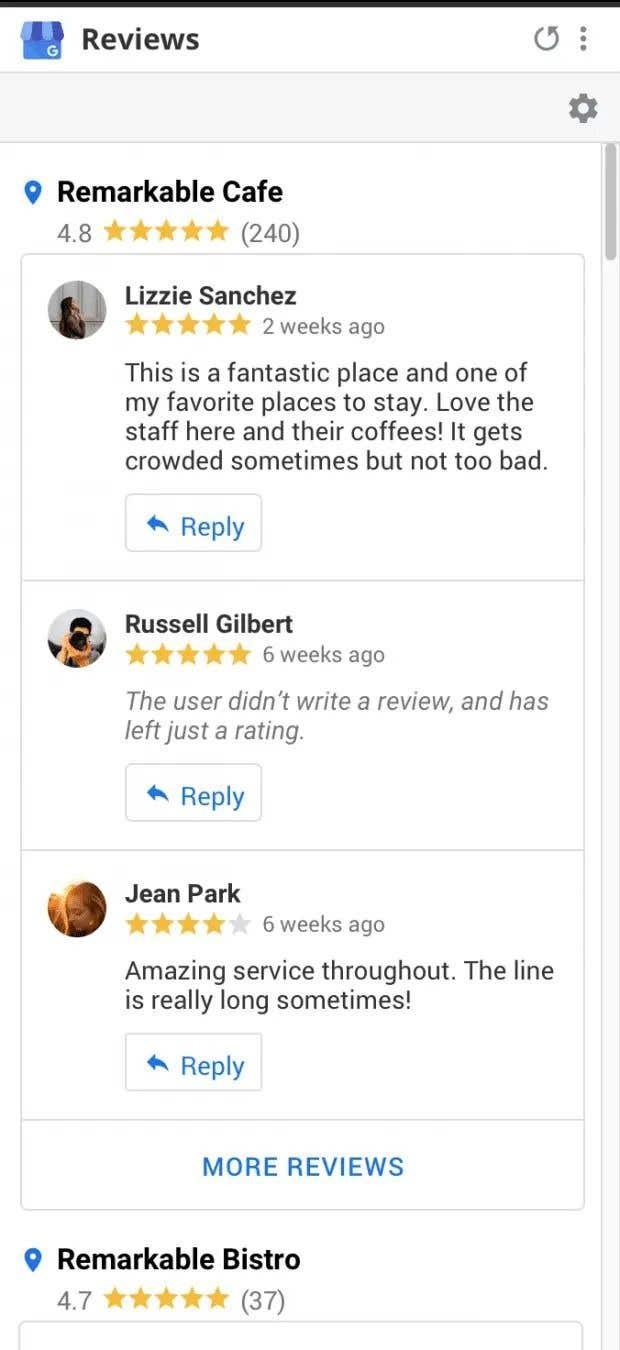 Konkurrenceindlæg #                                        8                                      for                                         Get google review for residence