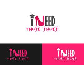 nº 67 pour Design a Logo for I NEED those shoes par dondonhilvano