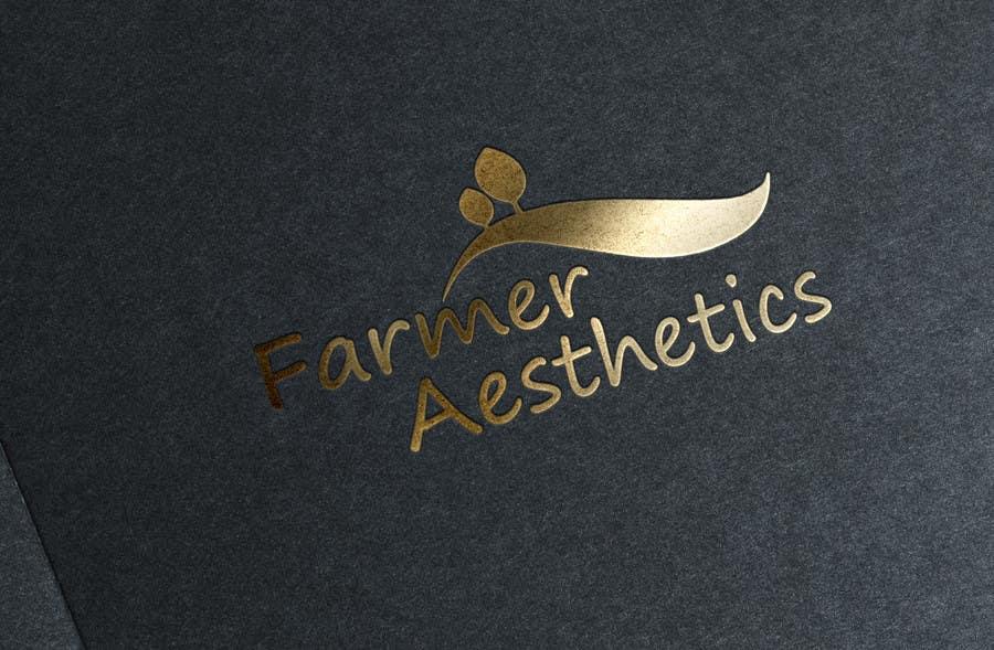 Contest Entry #                                        37                                      for                                         Farmer Aesthetics - Company branding