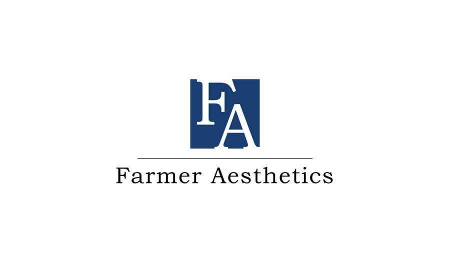 Contest Entry #                                        39                                      for                                         Farmer Aesthetics - Company branding