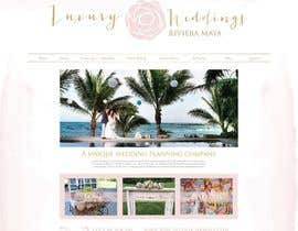 #105 untuk Design a logo, banners, icons, etc for Wedding Planning Website oleh Mayerlin1