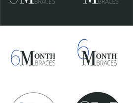 #41 cho Design a Logo for Six Month Braces bởi kialamont