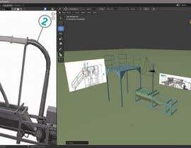 nº 34 pour Solidworks Explainer animation Machine 1 / 17 par mayankparmar90