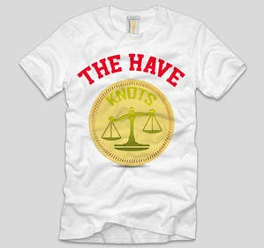 "ezaz09 tarafından T Shirt ""The Have Knots"" for Fortunate Clothing için no 9"