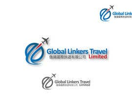 #80 for Design a Logo for Global Linkers Travel Limited by alishahsyed