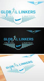 #78 untuk Design a Logo for Global Linkers Travel Limited oleh kalilinux71