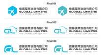 Design a Logo for Global Linkers Travel Limited için Graphic Design65 No.lu Yarışma Girdisi