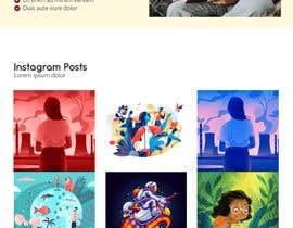 nº 23 pour Graphic charter / Website design par adibmannan1