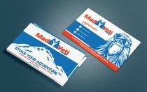 Design some Business Cards for Mad Yeti Design için Graphic Design113 No.lu Yarışma Girdisi