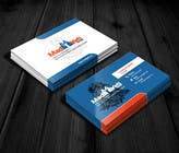 Design some Business Cards for Mad Yeti Design için Graphic Design94 No.lu Yarışma Girdisi