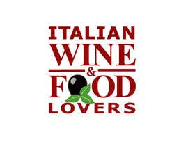 #62 for Logo design for food and wine af nemesandras