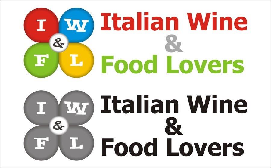 Inscrição nº 52 do Concurso para Logo design for food and wine