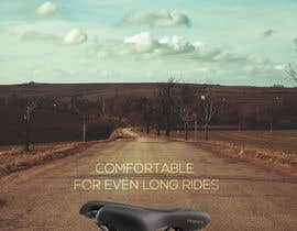 Nro 23 kilpailuun Design an advertisement for Bicycle saddle brand- selle royal käyttäjältä MSabor16