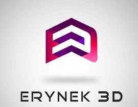 #35 for LOGO CONTEST ERYNEK3D by Vomitus