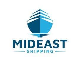 #989 for MIDEAST Logo Upgrade by Saidurbinbasher