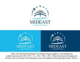 #1167 for MIDEAST Logo Upgrade af farhana6akter