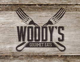 #26 for Woody's Gourmet Eats by biancajeswant