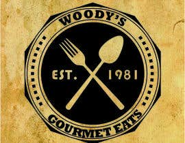 #40 for Woody's Gourmet Eats by wahyuguntara5
