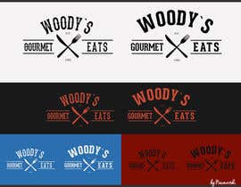 #15 for Woody's Gourmet Eats by Naumovski