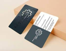 #250 untuk Design Business Cards For Oil and Gas company oleh rumon8201