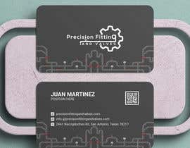 #194 untuk Design Business Cards For Oil and Gas company oleh Shyamals