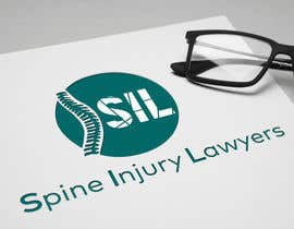 nº 30 pour Design a Logo for Spine Injury Lawyers par AndriiOnof
