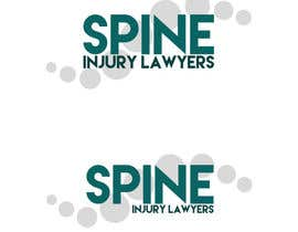 nº 42 pour Design a Logo for Spine Injury Lawyers par KrisNissen