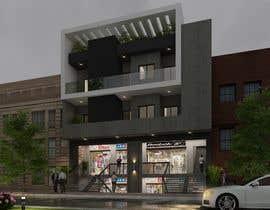 Nro 8 kilpailuun Commercial Building Design käyttäjältä ahmedali1092
