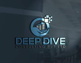 #158 for Logo Graphic design with word mark and tagline included for my organisation Deep Dive Consulting. I would expect brandname if you can think of for Deep Dive Consulting. by nu5167256