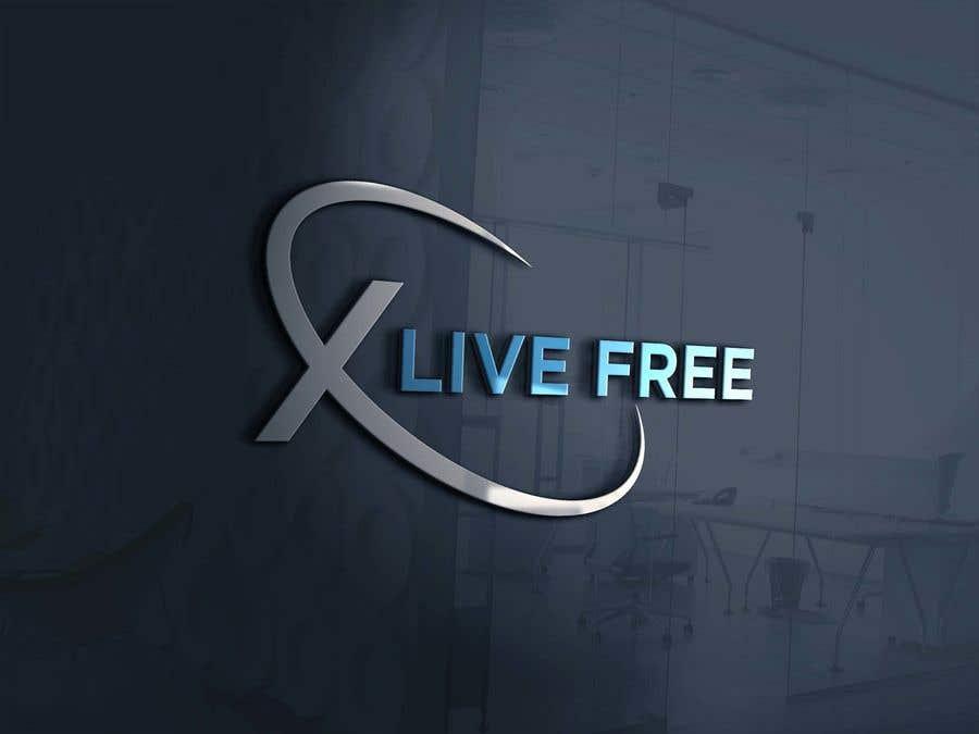 Proposition n°                                        681                                      du concours                                         LOGO CONTEST: X LIVE FREE