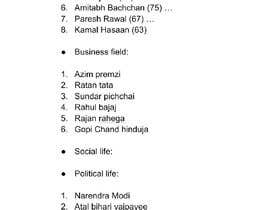 #25 for Research and find names by yuvangates20057