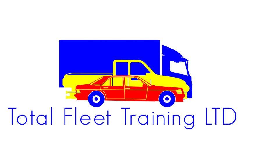 Konkurrenceindlæg #                                        4                                      for                                         Design a Logo for Total Fleet Training LTD