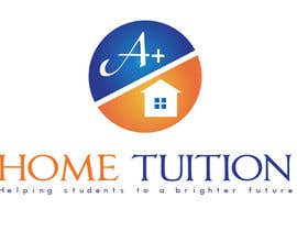 #49 para Design a Logo for A Plus Home Tuition por ciprilisticus