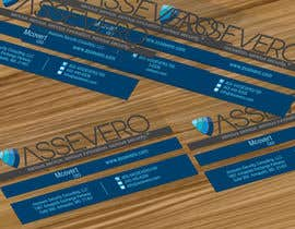 #48 cho Design some Business Cards for Assevero bởi jobee