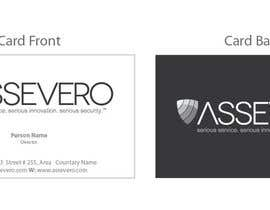 #59 cho Design some Business Cards for Assevero bởi NexusDezign