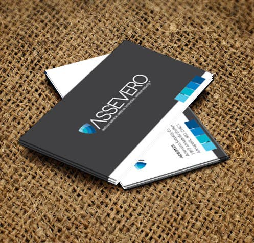 Konkurrenceindlæg #4 for Design some Business Cards for Assevero