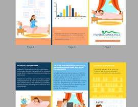 Nro 29 kilpailuun Make a Tri-fold Brochure for Sleep Disorder käyttäjältä janaarup