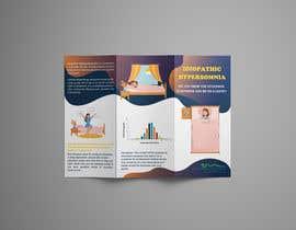 Nro 72 kilpailuun Make a Tri-fold Brochure for Sleep Disorder käyttäjältä anikbarman21