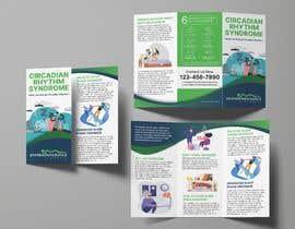 Nro 99 kilpailuun Make a Tri-fold Brochure for Sleep Disorder käyttäjältä rajarya2004