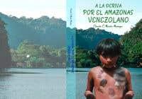 Graphic Design Entri Peraduan #25 for CREAR PORTADA DE LIBRO (RELATO DE VIAJE) para publicar en Kindle (KDP - en Amazon)