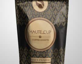 #19 untuk Create a packaging design for coffee pouches oleh vdragoiu