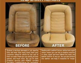 #13 cho Design a Flyer for Car Interior Leather Restoration and Fabric Cleaning bởi igraphicdesigner