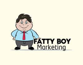 "#12 for Design a Logo for ""Fatty Boy Marketing"" by maromi8"