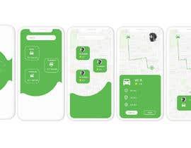 khanma886 tarafından On demand Truck share ride mobile app için no 39