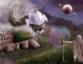 #13 para Fantasy Bild gestalten por ale2526