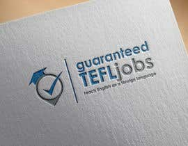 #34 for Design a Logo for guaranteed TEFL jobs by tolomeiucarles