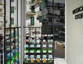 nº 15 pour Medical Supplies Office Decoration par ivonda24