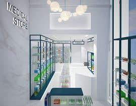 nº 34 pour Medical Supplies Office Decoration par ivonda24