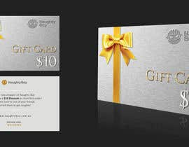 #25 for Design a $10 Gift Card for an Adult Store by adsis